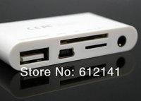 5-в-1 / комплект подключения по USB а . в . видео аксессуары для кабель камеры, для iPad / для iPad 2 новый
