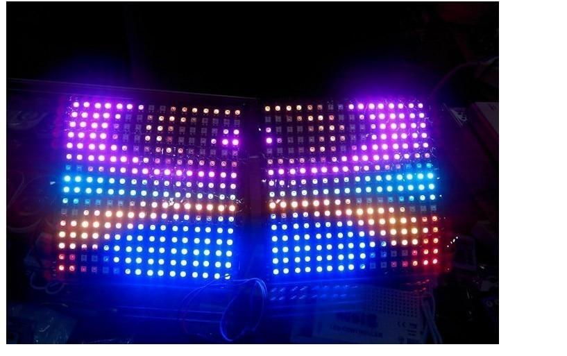 WS2812 LED pannel 2
