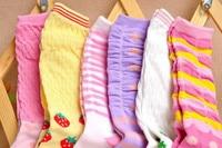 12 пар/лот оптовая продажа 100% хлопок без скольжения носки принцесса носки принцессы девушки подарок младенческой носки