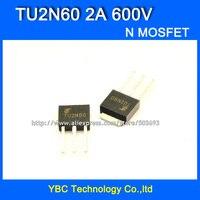 Транзистор 100 . /tu2N60 2N60 /4.7r/45 2A/600 /251 n/mosfet