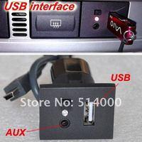CD и DVD плееры с USB интерфейс модификация панели для форд фокус 05 - 11 черный