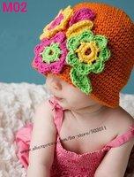 8 модели Mean вязка крючком laden место шляпа, хлопок дети шляпа, ручной работы трикотаж шапки
