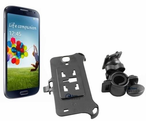 i9500 אופניים מחזיק אופניים כידון הר העריסה S4 מחזיק טלפון עבור Samsung Galaxy S4 לאופניים בעל SIV i9500 הטלפון ממשיך #ZY
