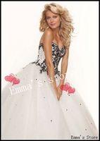 бесплатная доставка мода новый конструктор офф-цене сексуальное платье-линии милая тюль аппликации белый женские платья пышное платье