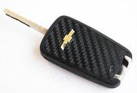 бесплатная доставка Круз ключи углеродного волокна наклейка автоаксессуары авто 3д авто декоративные наклейка