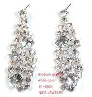 лучший ювелирные изделия - китайский камень кристалл ну вечеринку серьги верхний элегантный ну вечеринку подарок