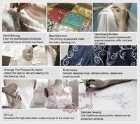 бесплатная доставка! mf1071 кружево открыть назад платье для девочки модели дети свадебная одежда