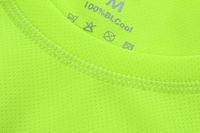 бренд подлинная спортивной одежды мужские работает с длинным рукавом спортивный футболки зал быстрый сухой высокое качество бесплатная доставка
