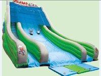 надувные слайд - гарантировано 100%, обслуживание OEM обслуживание