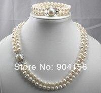 мод ювелирные изделия жемчуг ювелирные изделия комплект. г-0216