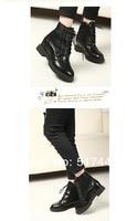 мода теплая зима для леди и женщин-сапоги и черный, коричневый бесплатная доставка ykz-112