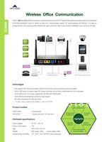 беспроводной IP-атс | направле 3 г сети Wi-Fi с IP атс | установка атс | IP для атс | 1fxs + 1fxo 8 СИП-абонентов | 8 СИП стволы