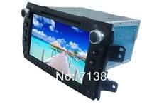"""8 """"для Сузуки SX4 2006 2011 автомагнитолы 2DIN автомобильный ДВД-плеер, навигация и GPS, вздрогнуть 6.0, 2 зону, бесплатные карты, тв, с поддержкой RDS, радио, русский, английский, португальский"""