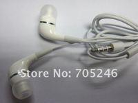 бесплатная доставка громкой наушники наушники гарнитура с микрофоном для iPhone 4 и