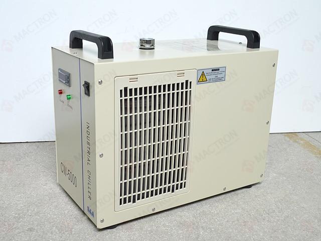 תעשייתי מקורר מים מצנן CW-5000BG עם 220V, 60Hz