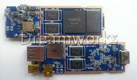 бесплатная доставка mk808 двухъядерный а9 тв-ключ 1 гб оперативной памяти стандарта DDR3 + 8 гб ПЗУ 4.1 3D-телевизор коробка WiFi гугл