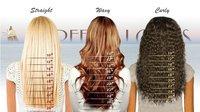 длинные прямые косплей ну поливать волосы замки золото леди Park / парк