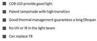 бесплатная доставка H высокое банку 15 вт неон, светодиодные трубки 900 мм T8 вело свет водить ac85 кто-285в