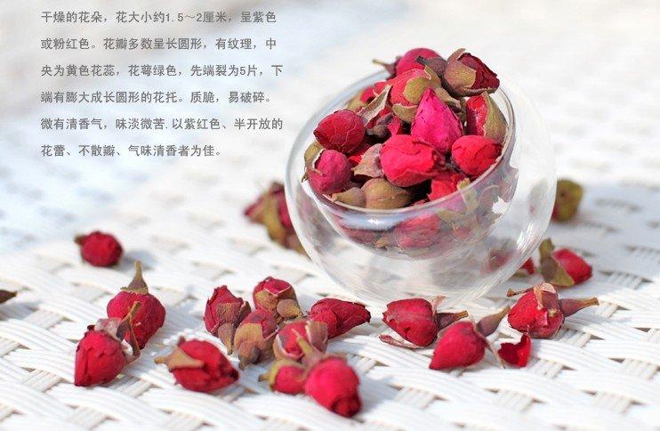 Aliexpress.com : Buy 100g Organic China Rose Tea,Monthly Rose ...