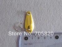 замок РБА примат, примат ложки, fishign жесткий примат, 4 цвет, 3.5 см / 3.9 г, 40 шт./лот, бесплатная доставка