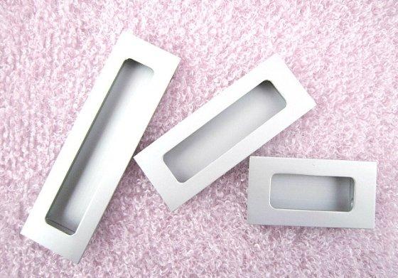 Home Hardware Aluminum Alloy dark handle sliding door handle drawer ...