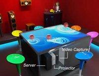 richtehc в баре интерактивный стол система для вино бар, ночь, ночной клуб, отель, и т . д