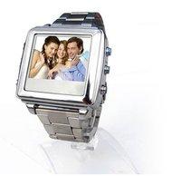 опт и розница бесплатная доставка новое поступление 2 гб 1.5 дюймов TFT экран часы-камера