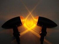 черный бассейн мини сигнал поворота для Хонда сиби тени встарь хз ОО в вулкан . н . Cruiser 1 пара новый бренд
