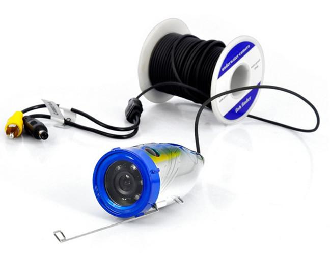 сделал камеру для рыбалки