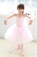 бесплатная доставка 4 шт./лот детская собираться Ballet, детские танцы, балет девушки пак юбка