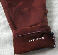 весна новые смешанные цвета ребенок может открывать файлы брюки джинсы