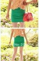 лето конвертировать аварии смолы Tesla на позе женщины женские леггинсы корзину юбка 7 цветов