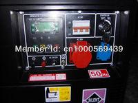 Генератор 5kw тихая дизель генератор атс, портативный генератор, энергетика