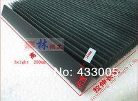 бесплатная доставка 200*1500 мм gravel станок пыли ткань/preset для чпу