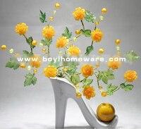 высокая пятки обувь цветок ваза домашнее украшение pressents дом мебель керамика ремесленных свадьба подарки