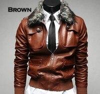 мех стоит tendency см хлопок - мягкий лепесток cart стиль мужские кожа пальто мужчины в куртка