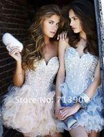 горячая распродажа блестками коктейльные платья мини-линия ну вечеринку платья бесплатная доставка