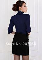недавно женская шифон пр рубашка / с оборками на декольте 3 цвета s м L хl 2XL Размер 3XL