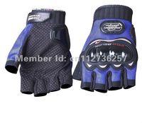 гонки перчатки мотоцикл езда перчатки ver glovesfingerless три цвета L / хl