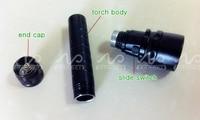 низкая цена бесплатная доставка качество обеспечивается 450 люмен высокой мощности из светодиодов подводные погружения Т6 из светодиодов аккумуляторная факел