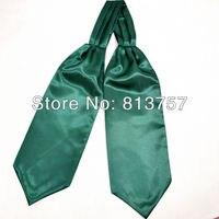 Demons мужской галстук Галс британцев стиль полиэстер шелк галстук новый дизайн для мужчин Tone зеленые атлас галстук для зимы