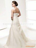 бесплатная доставка одно плечо wade платье, оптовая продажа и в розницу мода атлас люкс Уэйд платье с вышивка
