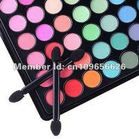 96 цветов ультра мерцание тени для век палитра тени для век макияж магия косметические средства, бесплатная доставка