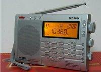 TECSUN pl-660 pl660 портативный pll воздуха/fm/mw/lw/sw ssb синтезированных pl660 fm радио