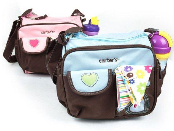 b09d1dc6ebb76 New Free Shipping Baby Women s Changing Diaper Nappy Bag Mummy Handbag Pink  Brown   Blue Brown Shoulder Mama Bag 1USD 22.83-24.98 piece