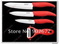 """4 """" 5 """" 6 """" дюймов красный-зеленый-синий розовый ручка обстрагывая фрукты грузопассажирский повар керамический нож нож установить рождественский подарок"""
