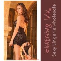 черное кружево клубные, lntimate модное платье, сексуальное белье ~ гарантировано 100% + бесплатная доставка