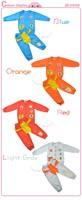 laden хлопок весна и осень одежда комплект laden одежда комплект из пальто + брюки для мальчики и девочки