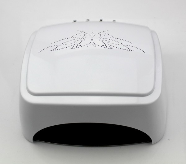 60W CCFL LED nail lamp with fan 6