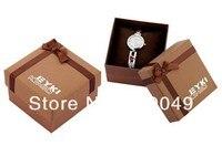 12 шт. / много роскошь бизнес часы подарочная коробка, ювелирные изделия браслет коробка
